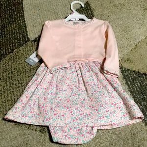 Child's dress with tags
